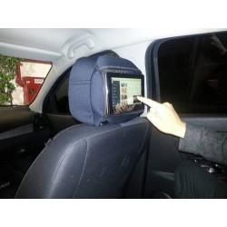 Funda Para Tablet Y Celulares Para Apoyacabezas De Auto